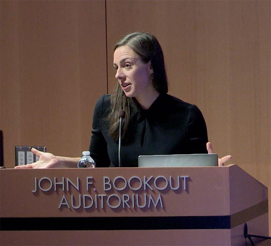 Melinda Wenner Moyer - Speaker